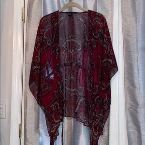 INC Kimono
